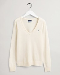 Lambswool Pullover / Creme